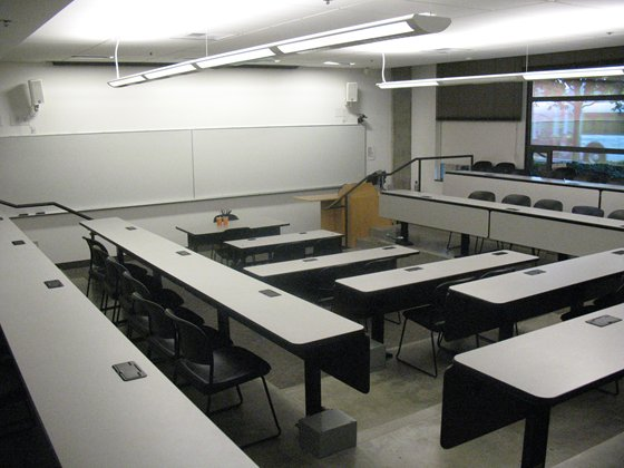 Tiered Classroom Design Standards : Tiered floor classrooms faculty and staff uw bothell