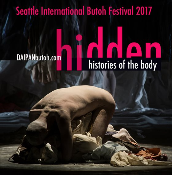 Poster image for Seattle International Butoh Festival 2017