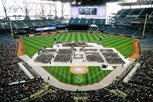 Grads at Safeco Field