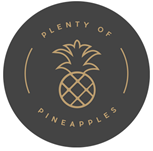 Plenty of Pineapples logo
