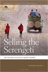 cover of Selling the Serengeti