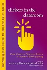 Clickers in the Classroom cover