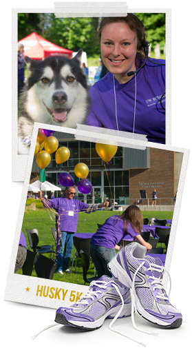 Husky 5k Volunteer