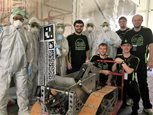 TrickFire Robotics club and NASA Mars robot