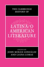 The Cambridge History of Latina/o Literature cover