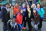 UW Bothell hosts South African student leaders
