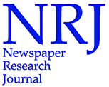 Newspaper Research Journal logo