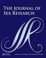 Journal of Sex research cover