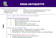 Netiquette example