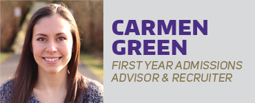 Carmen Green - Admissions Advisor & Recruiter