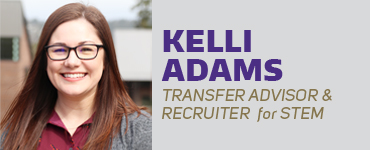 Kelli Adams - Transfer Advisor and Recruiter