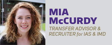 Mia McCurdy - Transfer Advisor and Recruiter