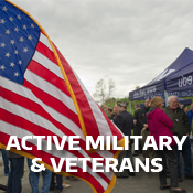 Active Military and Veterans