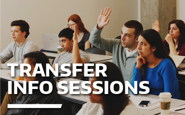 Transfer Info Sessions