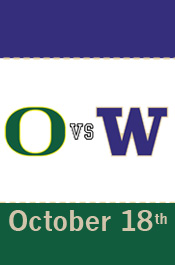 Oregon vs. Washington