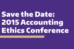 Accounting Ethics Conference