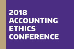 2018 Accounting Ethics Conference