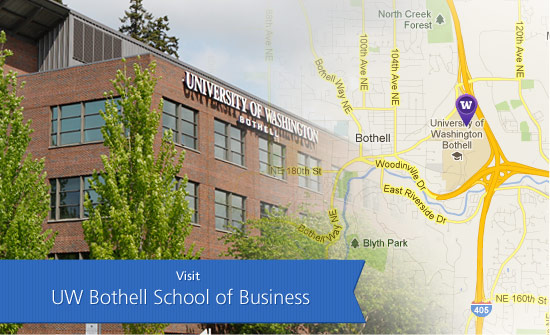 Visit UW Bothell School of Business