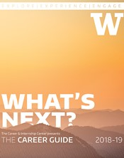 Career Guide Front Page - Hyperlink to Online Magazine
