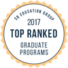 Sr Education Group 2017 Top Degrees Master's in Computer Science Seal