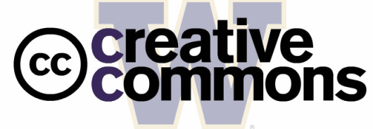 Creative commons banner