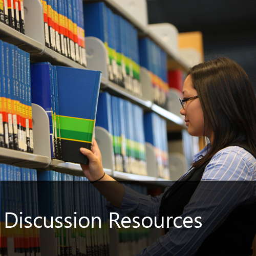 Discussion Resources