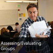 Assessing and Evaluating Groups