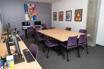 diversity center conference room