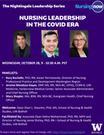 Nursing Leadership in the COVID Era
