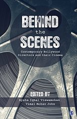cover of Behind the Scenes