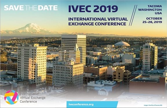 IVEC-save-the-date daytime photo of Tacoma skyline