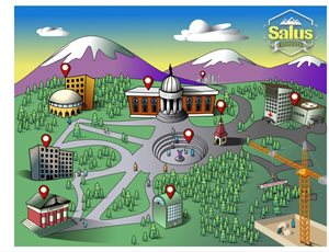 Image of Salus virtual community