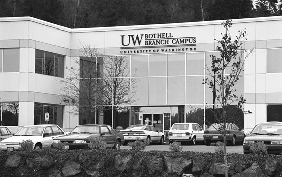 Original UW Bothell Campus