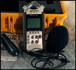 Zoom recording kit