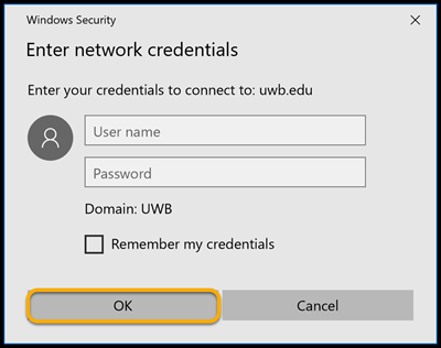 Enter network credentials window.png