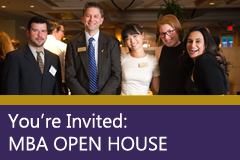 MBA Open House
