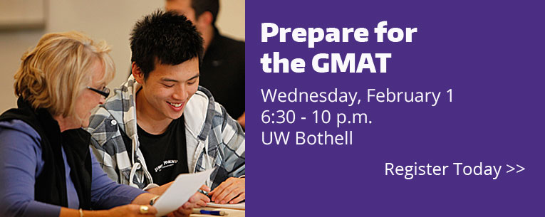GMAT Strategy Session - Register Today