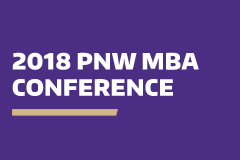 2018 PNW MBA Conference