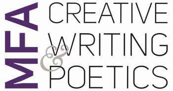 MFA in Creative Writing & Poetics (logo)