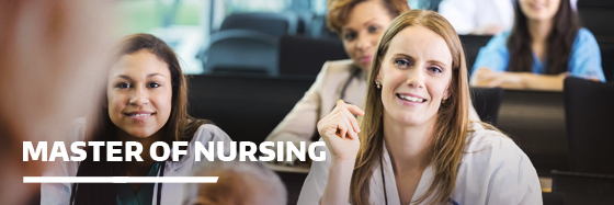 Master of Nursing Header