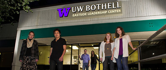 UW Bothell Eastside Leadership Center