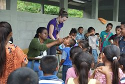 Clinic in Guatemala