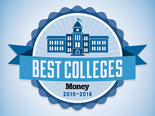 Money's list of 25 great colleges for science