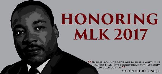 Honoring Dr. Martin Luther King Jr. - January 2017 - News ...
