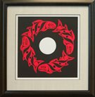 Black Waters by Susan Point