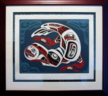 White Raven by Yukie Adams