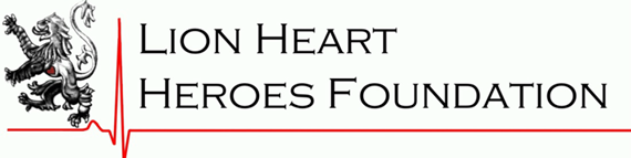 Lion Heart Heroes Foundation logo