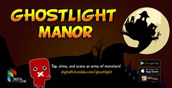 Ghostlight Manor logo