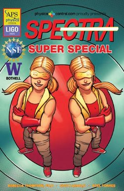 Spectra comic cover
