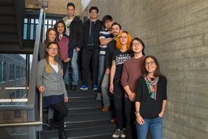 Gravity wave group at UW Bothell